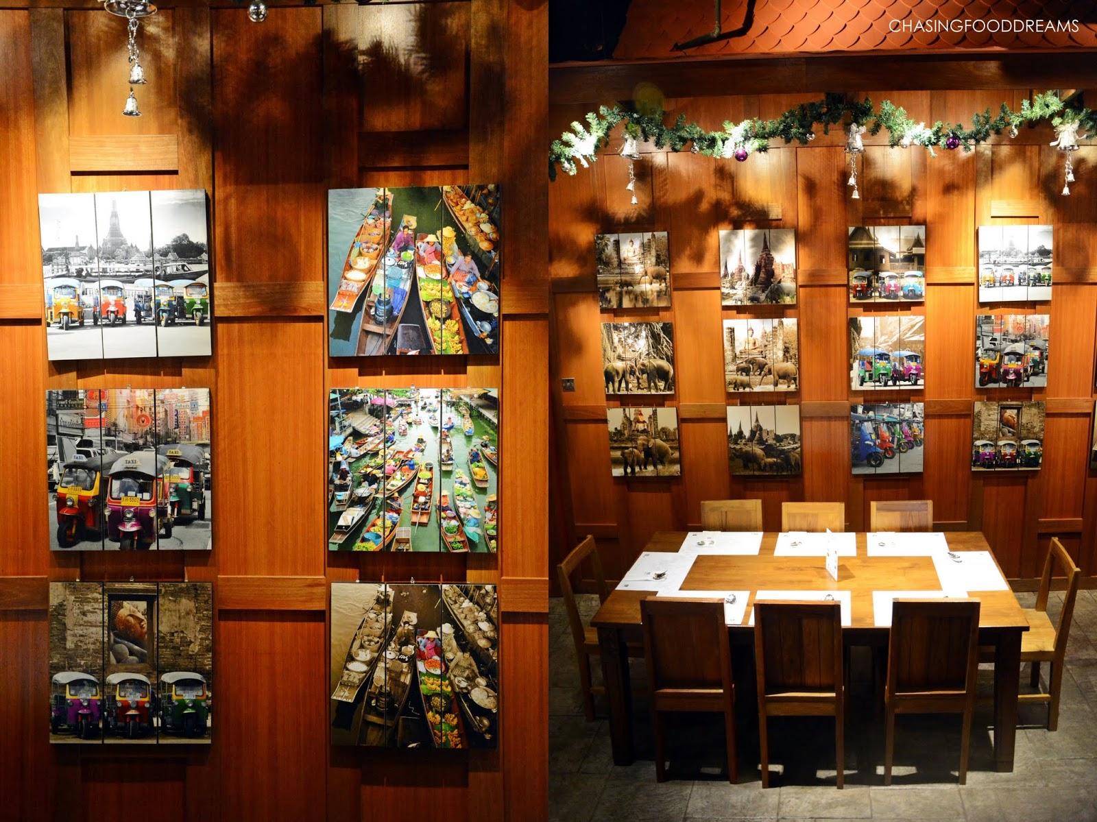 CHASING FOOD DREAMS: Barn Thai @ Plaza 33