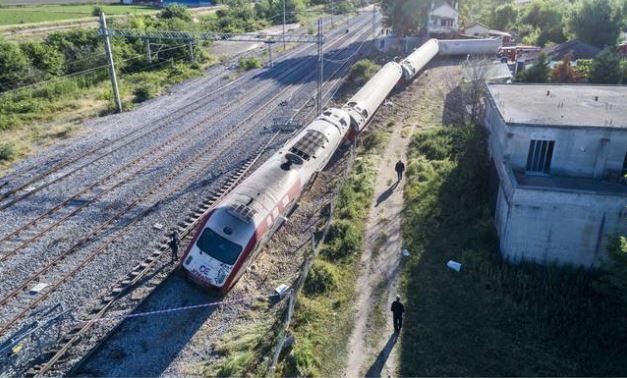 Εκτροχιασμός τρένου στο Άδενδρο Θεσσαλονίκης - Τραγικός απολογισμός
