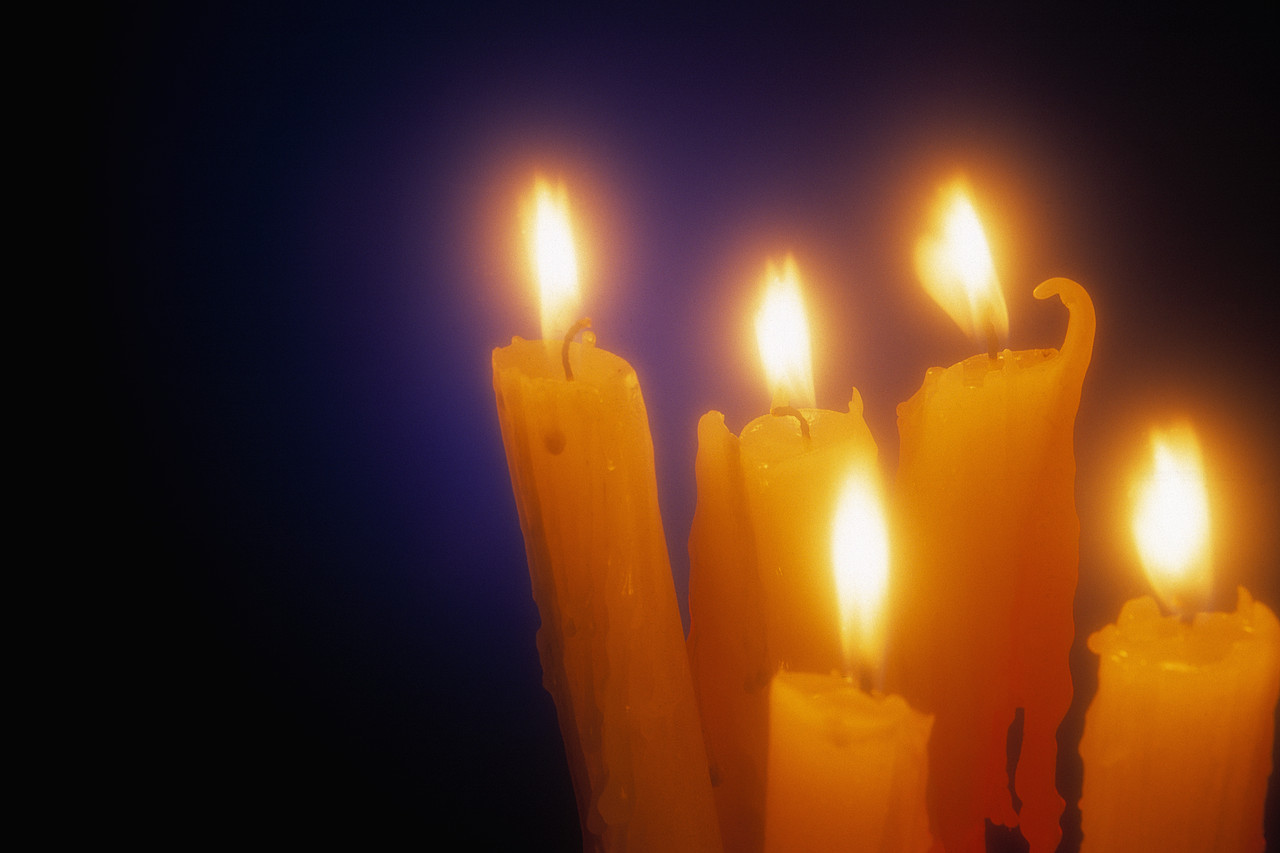 A Candle is Burning, Readings for Advent
