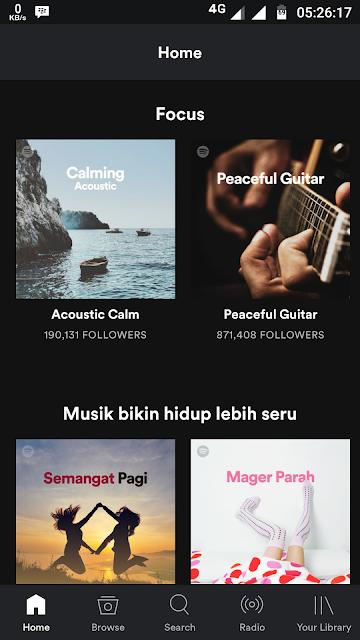 Cara Mengatasi Spotify Premium Mod Tidak Bisa Login Terbaru