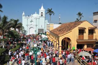 fiesta de la candelaria en México