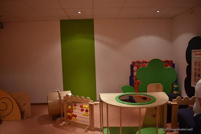 Indoorbereich