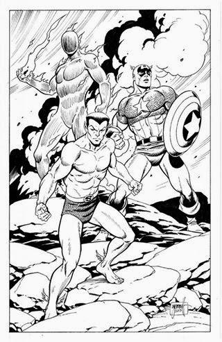 Man Of Bronze Las Fuentes De Avengers Age Of Ultron Y Iii