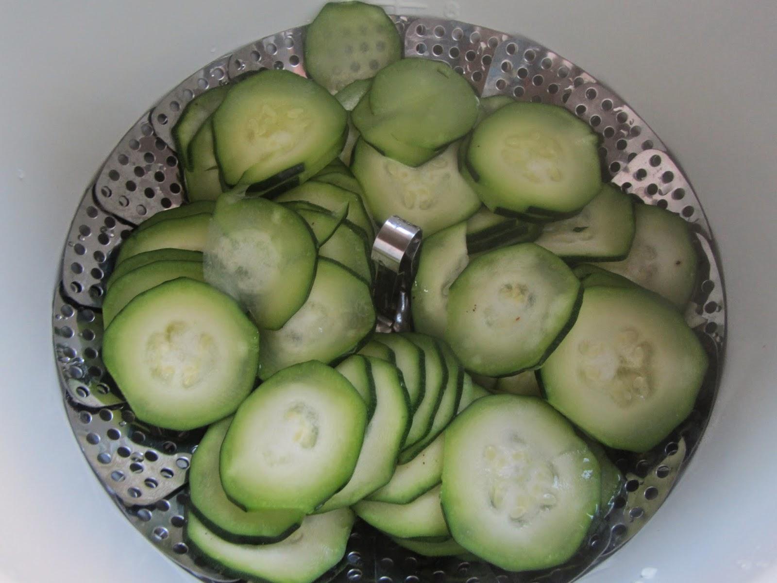 Calabacines de pollo al pomodoro olla GM