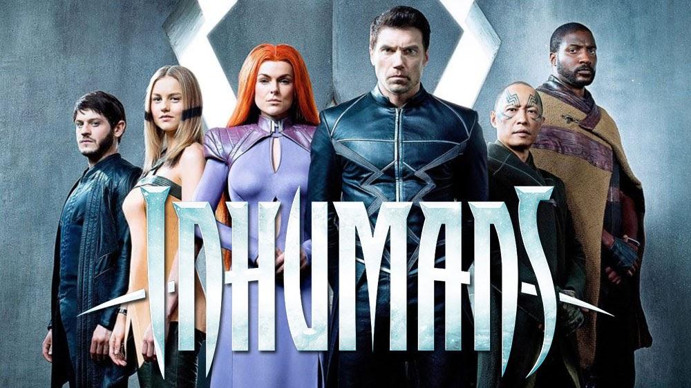 HD Marvel's Inhumans photos screen shots poster