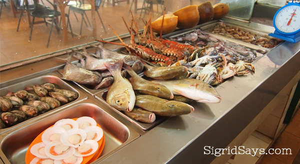 18th Street Palapala seafood - Bacolod restaurants