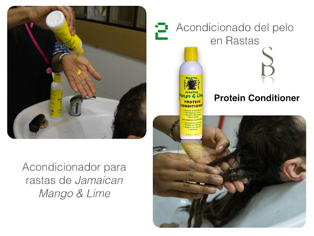Acondicionador Protein Conditioner Jamaican Mango & Lime