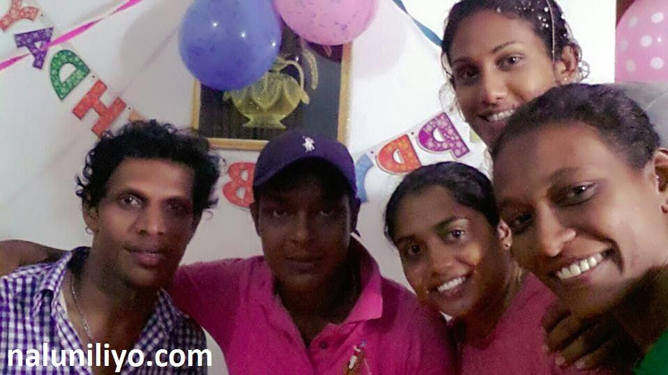 Himaya Bandara friends Anju Himaya