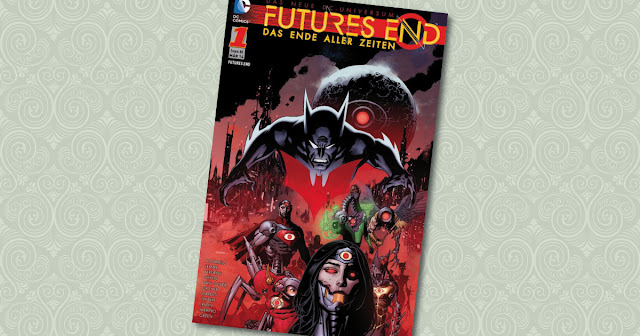 Futures End 1 Panini Cover