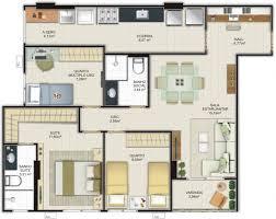 Desain Terbaru Rumah Minimalis Type 120 Paling Modern 1