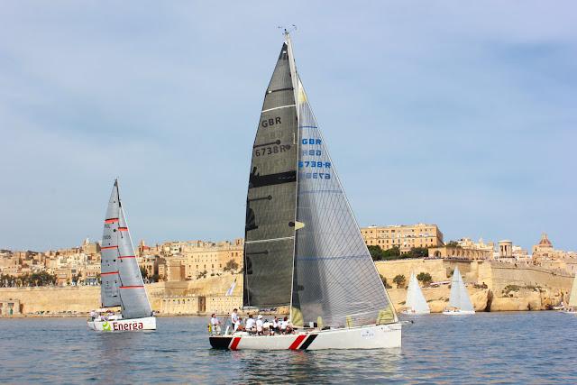 La regata Rolex a Malta - Foto di Elisa Chisana Hoshi