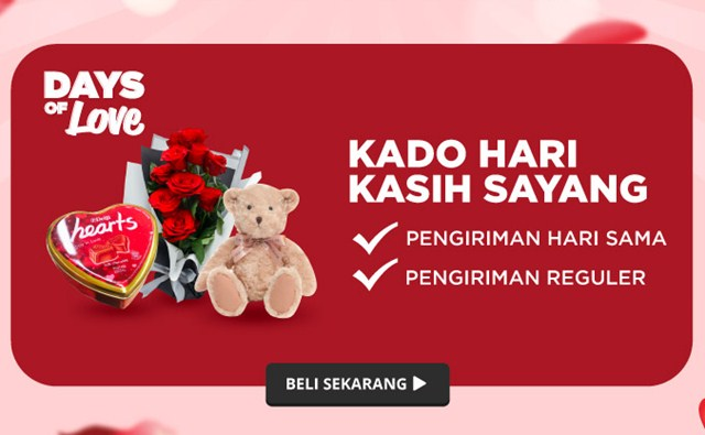Kado Valentine - Shopee.co.id