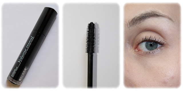 Swatch Mascara Volume Reveal Waterproof Teinte 23 Waterproof Black - Bourjois