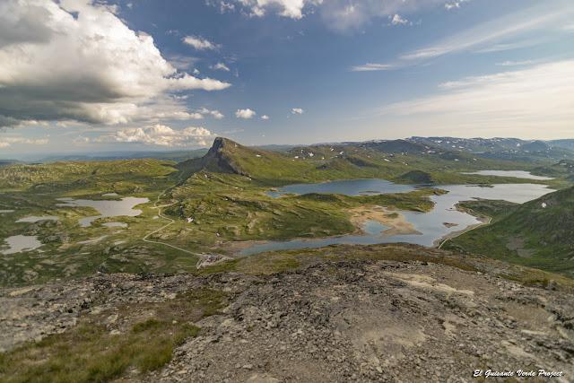Bygdin, Jotunheimen - Noruega por El Guisante Verde Project