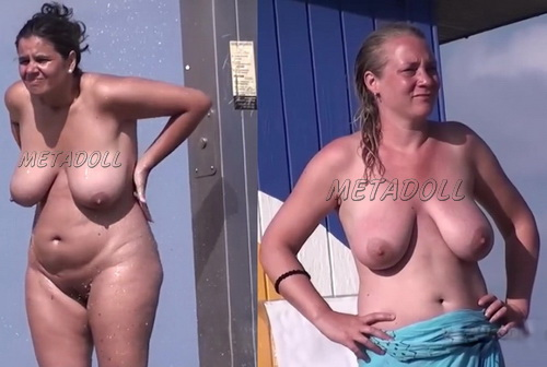 Nude Spying on a nudist beach (Nude Euro Beaches 21)