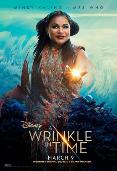 A Wrinkle In Time  Custom Cam Latino Cam