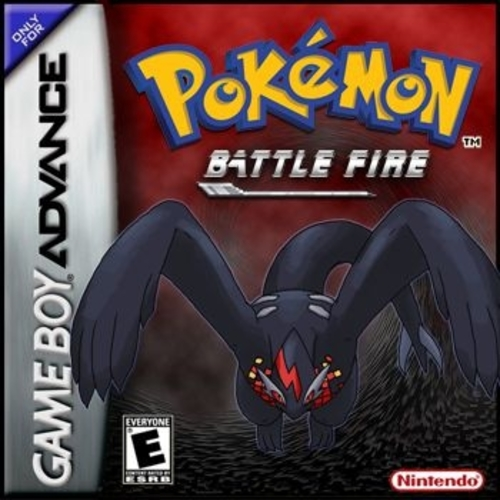 Pokemon Battle Fire