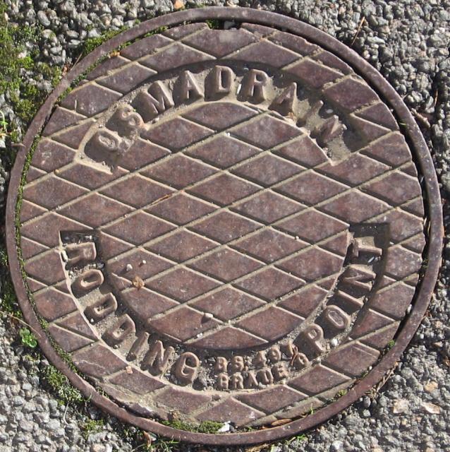 Manhole miscellany: England  7: North East England