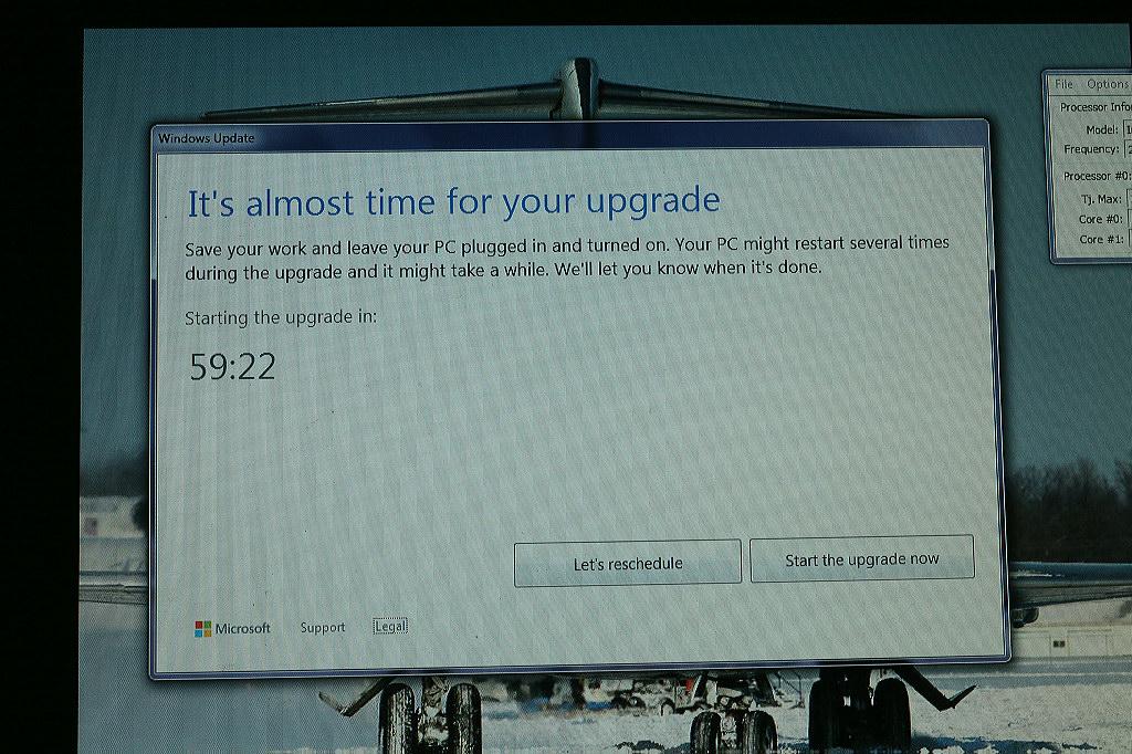 auto update windows 10