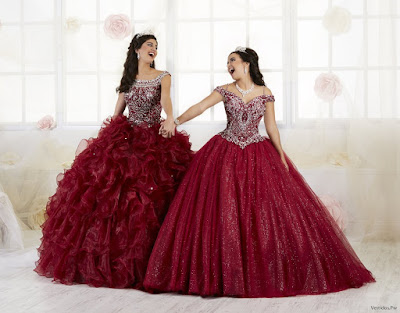 Vestidos de Quinceañeras