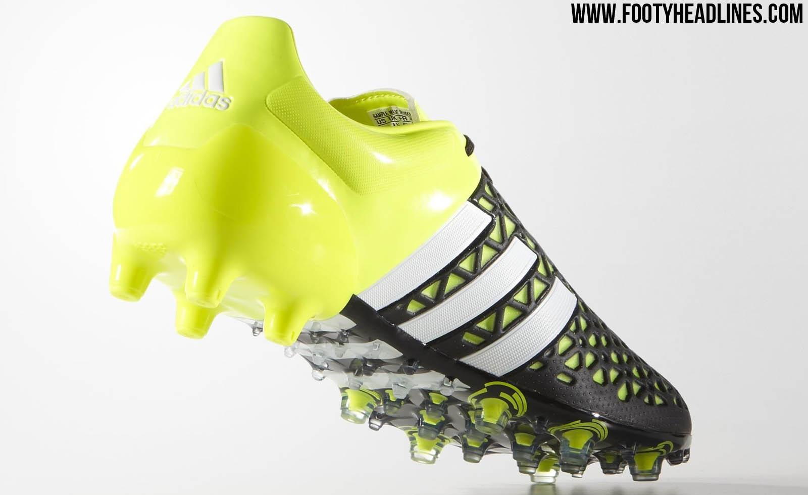30dd0f5391b6 Adidas Ace 2015-2016 Boots Released - Sports kicks