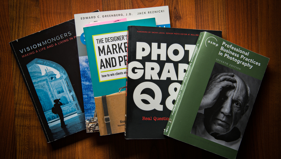 A Must Read - ASMP's Professional Business Prbehaveices in Photography