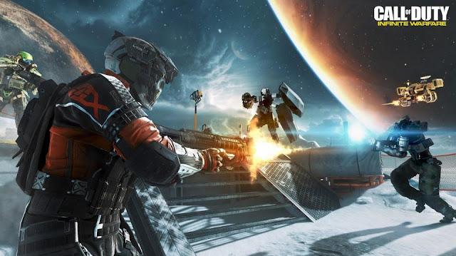 Podremos jugar al multijugador de Call Of Duty Infinite Warfare gratis en PC este fin de semana