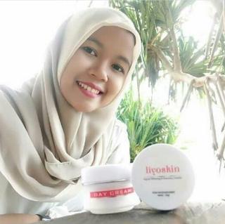 Liyoskin Cream Pemutih Wajah Yang Aman Bagi Kulit