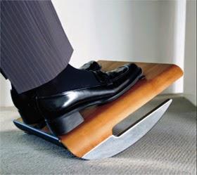 Ergonomic Foot Rest