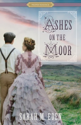 Heidi Reads... Ashes on the Moor by Sarah M. Eden
