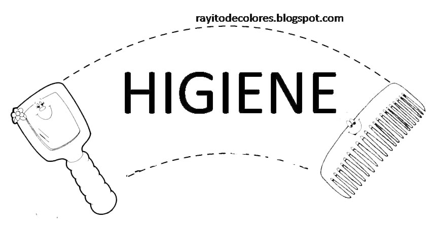 Higiene de cabellos