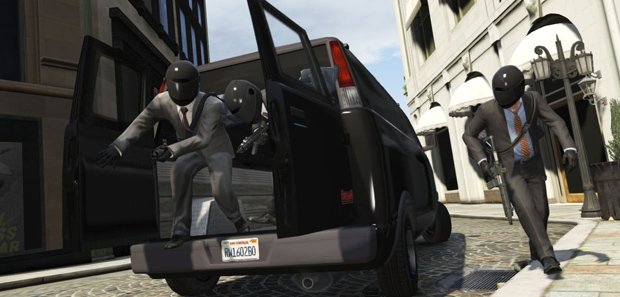 GTA 5 Online Heists Now Available