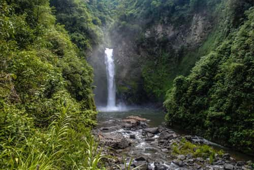 Tappiya Falls Batad Ifugao