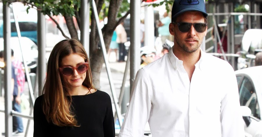 c4f135272117 The Olivia Palermo Lookbook   Olivia Palermo with Johannes Huebl in NYC