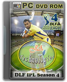 Download DLF IPL 4 Game