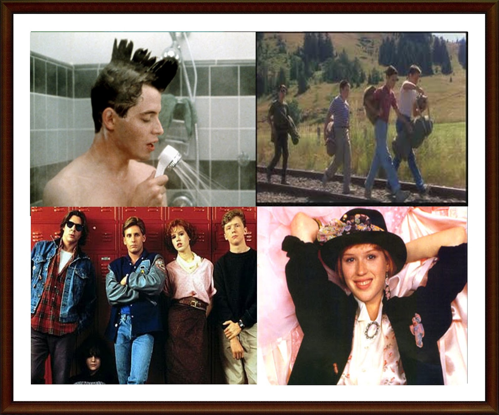 Cinema 4x4 4x4 Filmes Teens Anos 80