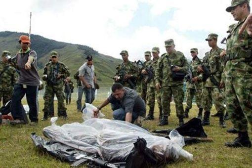 Estado colombiano hará millonario pago por falso positivo
