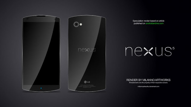 Nexus 5 2nd Generation ( 2015 ) -