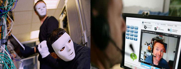 Skype Illegally handed over data of alleged Anonymous Paypal Hacker