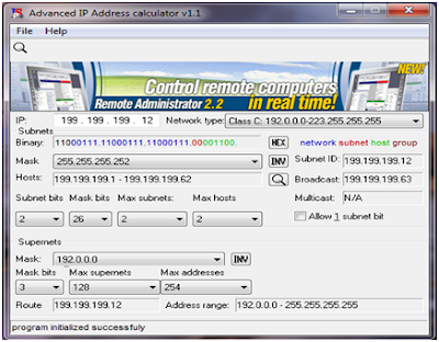 Download Software IP Calculator 2017 Full Version - Kumplit Software