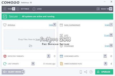 Comodo Antivirus 2018 Free Download