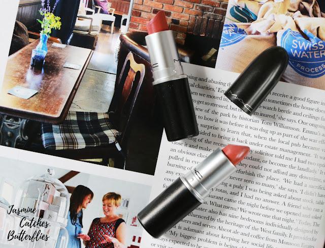 MAC Nude Lipsticks for Indian Pakistani Skin Tones