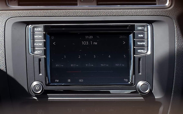 VW Jetta 2016 1.4 TSI - painel