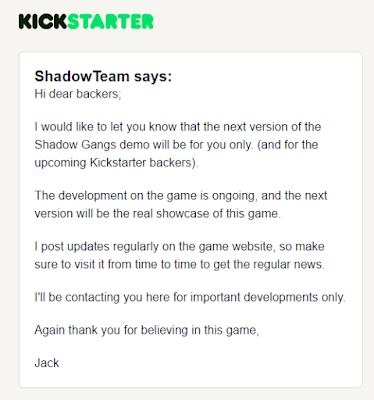 Shadows Gangs, les différentes news - Page 2 1