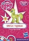 My Little Pony Wave 16B Uncle Orange Blind Bag Card
