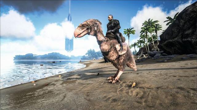 Ark: Survival Evolved لعبة