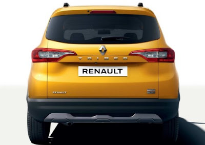 Harga dan Spesifikasi Renault Triber