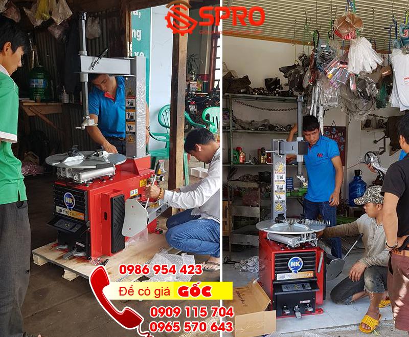 www.123nhanh.com: Nơi bán máy ra vào lốp, máy tháo vỏ xe tin cậy nhất