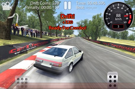 Screenshot CarX Drift Racing Android