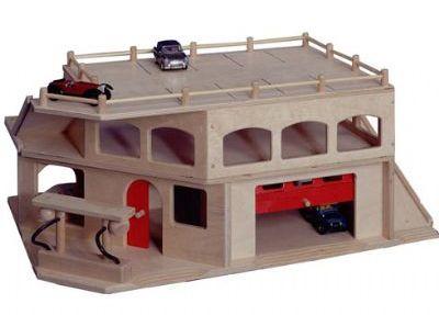 Speelgoed Garage Hout : Beste houten speelgoedgarage speelgoed tips